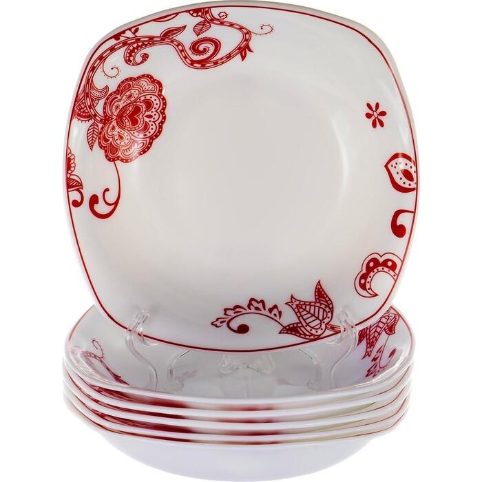 Набор тарелок 6 предметов OLAFF (JY-S-SSP85-06)