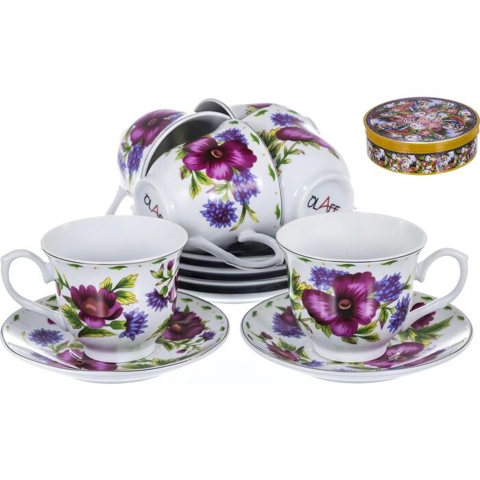 Чайный сервиз 12 предметов OLAFF (124-01135)