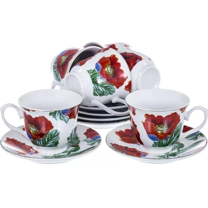 Чайный сервиз 12 предметов OLAFF (124-01138)