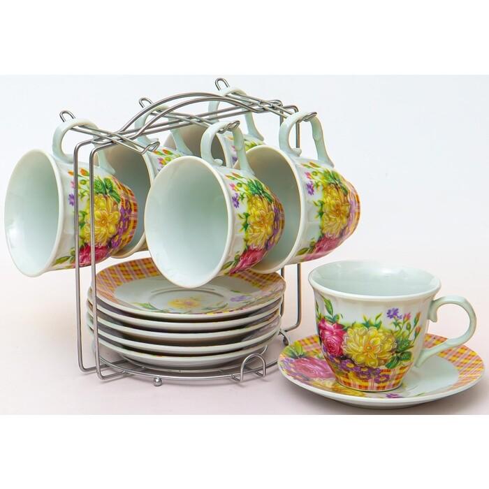 Чайный сервиз 12 предметов OLAFF (124-01178)