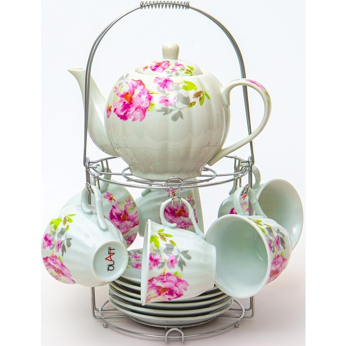 Чайный сервиз 13 предметов OLAFF (124-01188)