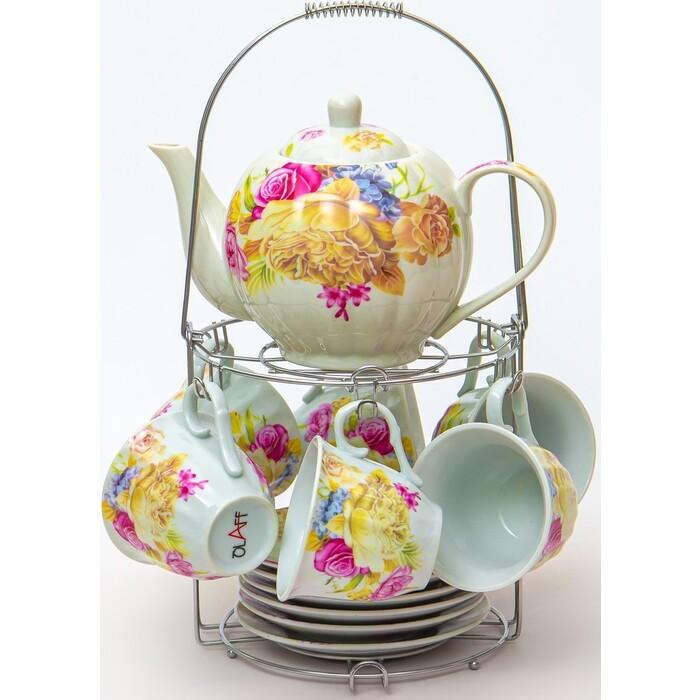 Чайный сервиз 13 предметов OLAFF (124-01189)