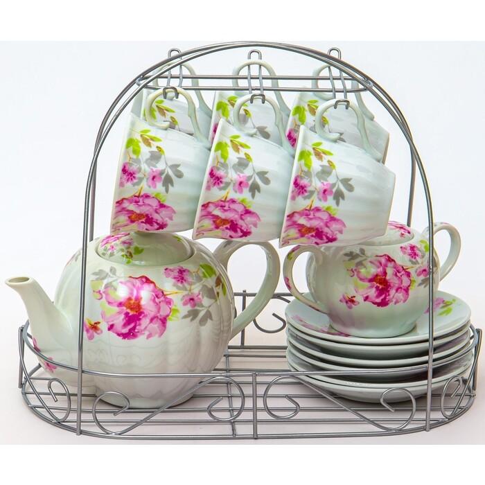 Чайный сервиз 14 предметов OLAFF (124-01182)
