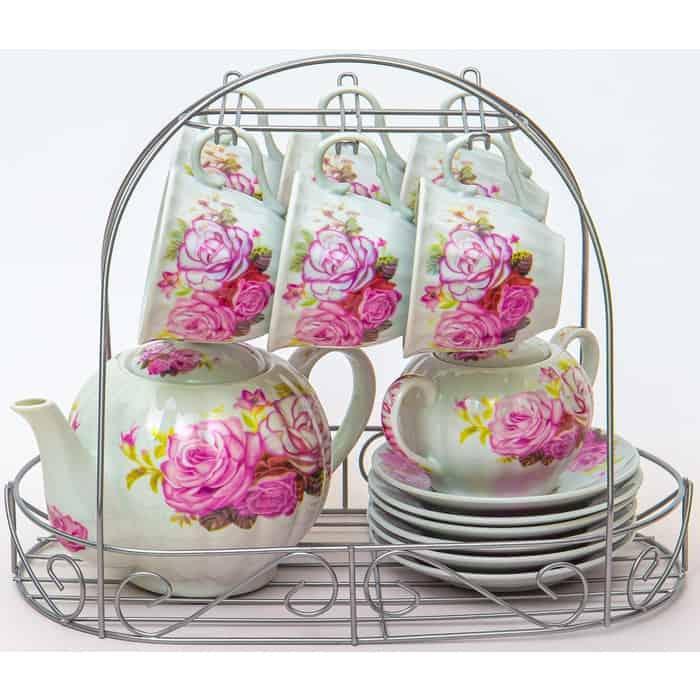 Чайный сервиз 14 предметов OLAFF (124-01186)