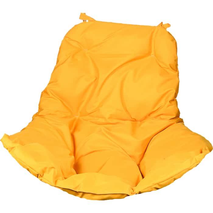 BiGarden Подушка для одноместного подвесного кресла оранжевая