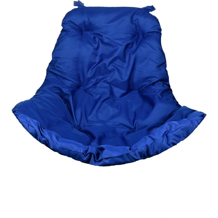BiGarden Подушка для одноместного подвесного кресла синяя