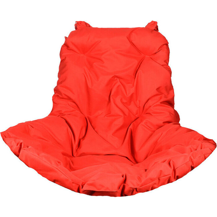 BiGarden Подушка для одноместного подвесного кресла красная