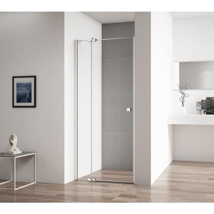 Душевая дверь Cezares Valvola 101,5x195 прозрачная (VALVOLA-B-1-100-C-Cr)
