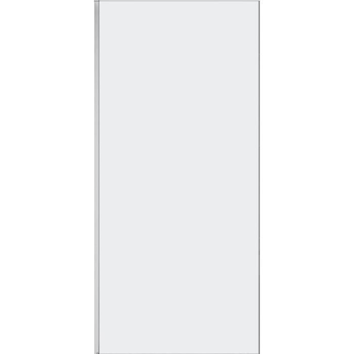 Боковая стенка Cezares Stream 100 прозрачная (STREAM-100-FIX-C-Cr)