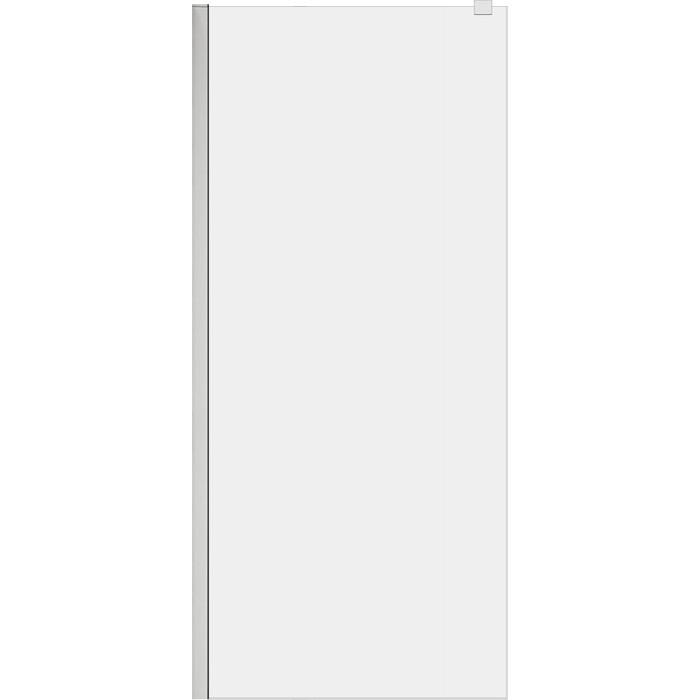Боковая стенка Cezares Valvola 100 прозрачная (VALVOLA-100-FIX-C-Cr)