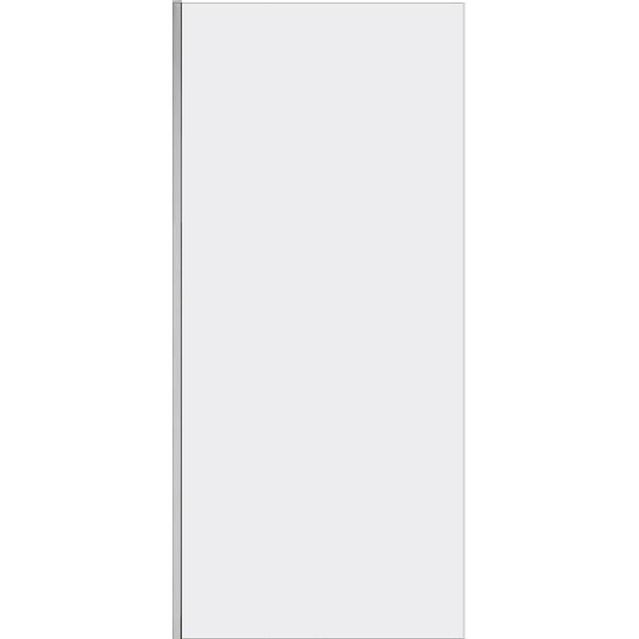 Боковая стенка Cezares Slider 100 прозрачная (SLIDER-100-FIX-C-Cr)