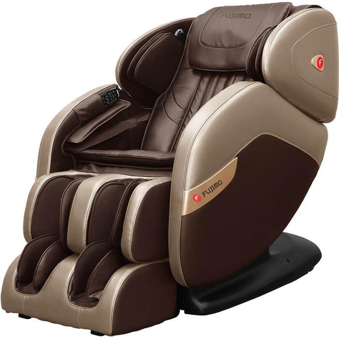 Массажное кресло FUJIMO QI F-633 2020 Design эспрессо