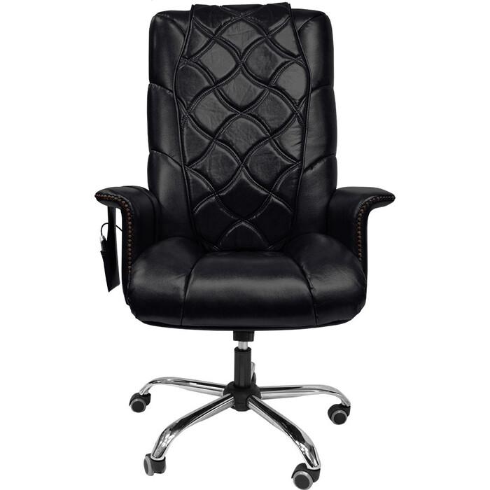Офисное массажное кресло EGO PRIME EG1003 антрацит