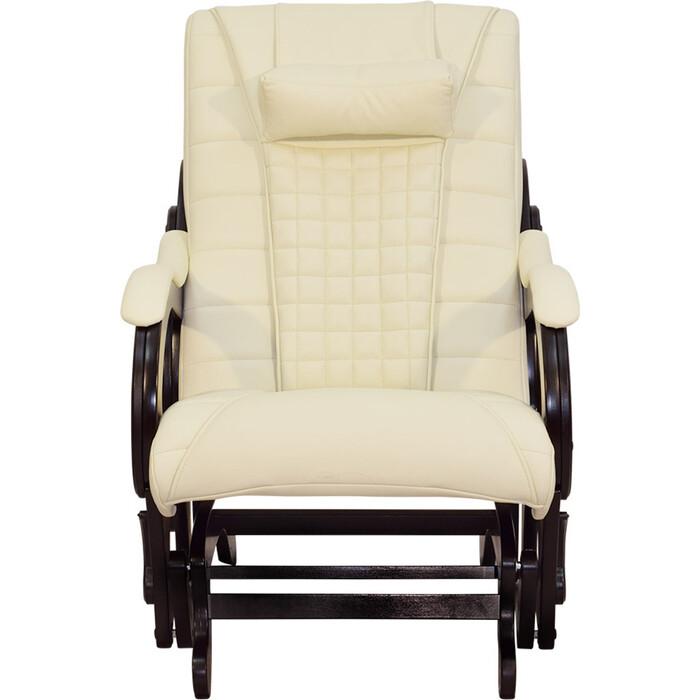 Кресло-глайдер массажное EGO BALANCE EG2003 крем арпатек