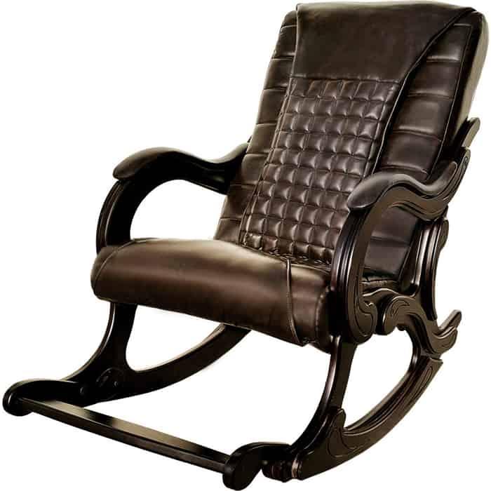Кресло-качалка массажное EGO WAVE EG2001 кофе арпатек