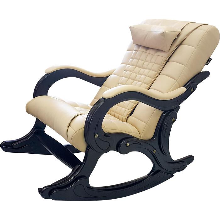 Кресло-качалка массажное EGO WAVE EG2001 крем арпатек
