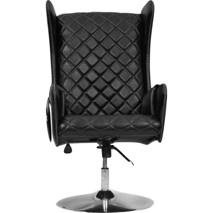 Массажное кресло EGO Lord EG3002 антрацит арпатек
