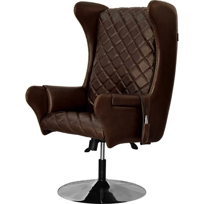 Массажное кресло EGO Lord EG3002 кофе