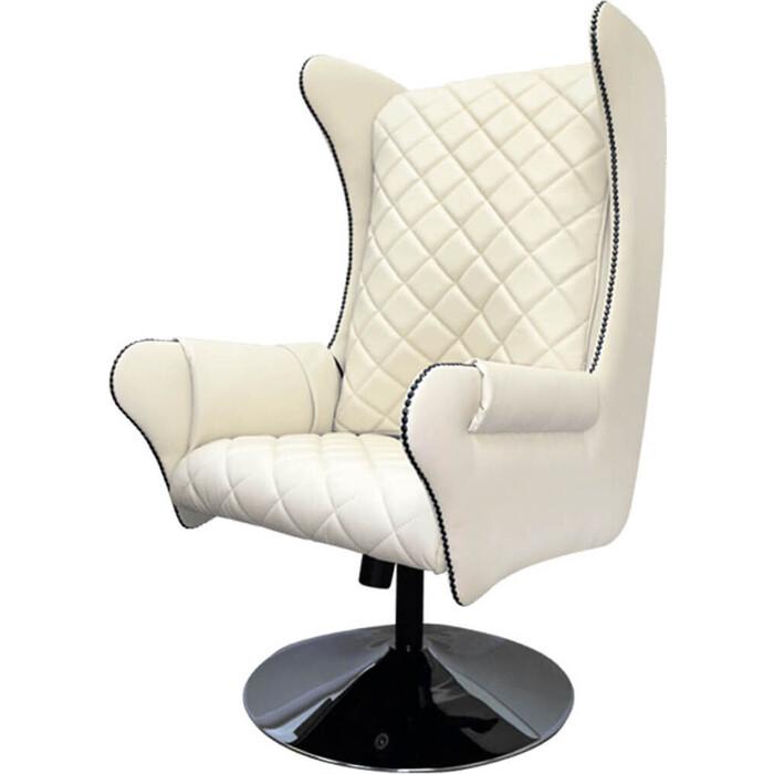 Массажное кресло EGO Lord EG3002 крем арпатек