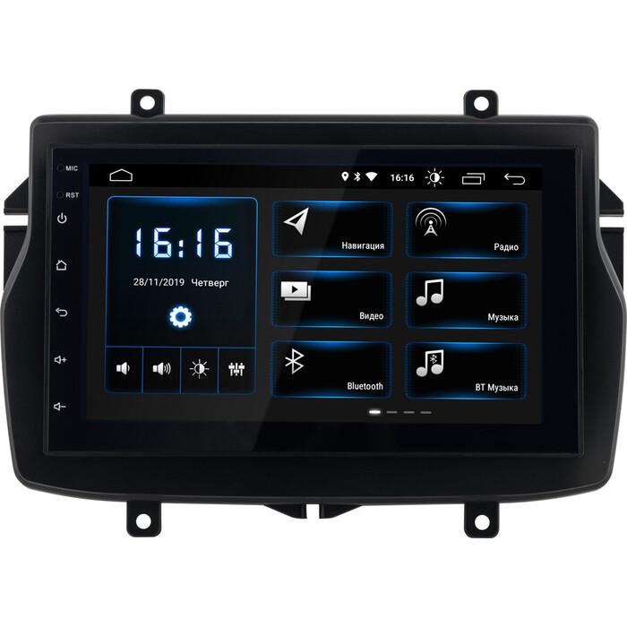Автомагнитола Incar LADA Vesta с рул.упр. комплект (70-1202R, 7, Android 10)