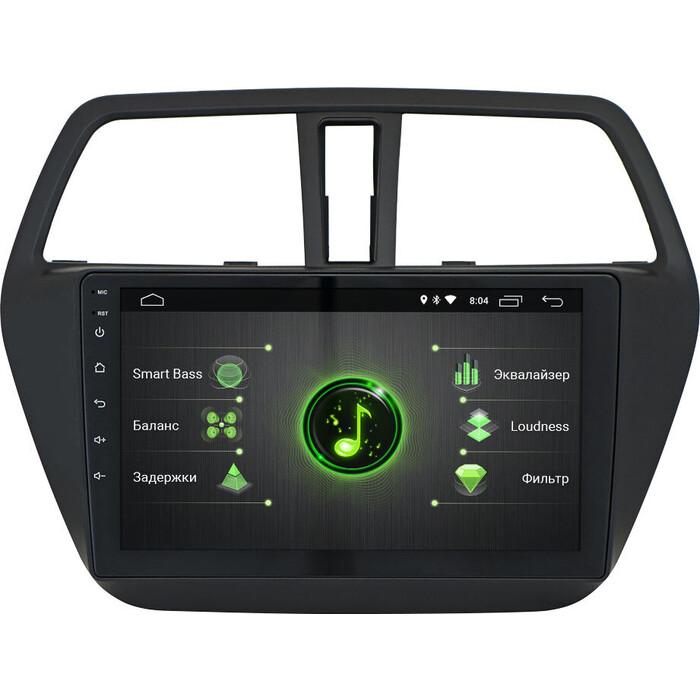 Автомагнитола Incar Suzuki SX4 13+ (DTA-0702) Android 10/1024*600, IPS, wi-fi, 9, DSP