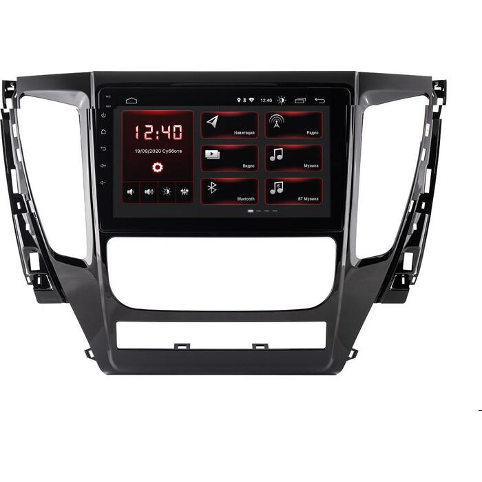 Автомагнитола Incar Mitsubishi Pajero Sport 16-20, L200 19+ ( DTA-6106) Android 10/1024*600, wi-fi, IPS, BT, 9, DSP