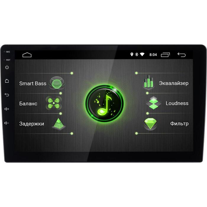Автомагнитола Incar Universal 9 DTA-7709U Android 10 /1024*600, wi-fi, DSP