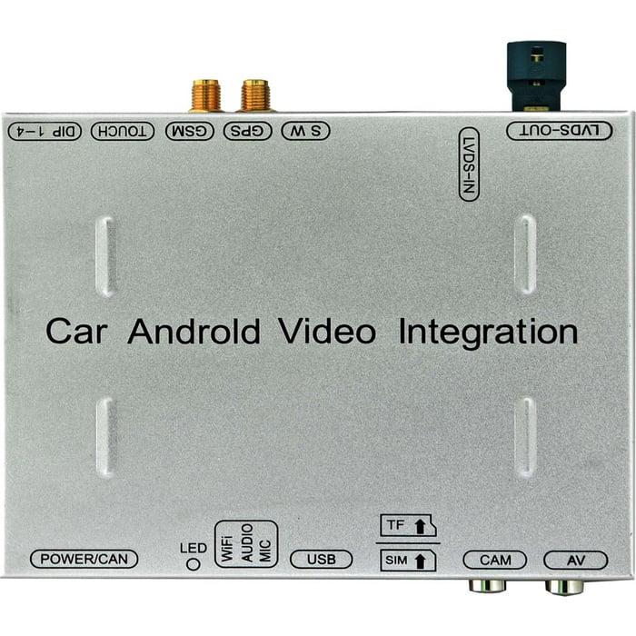 Автомагнитола Incar FEX-MZD / Навигационно-мультимедийный блок для ориг. монитора Mazda CX5,6,3 15+/