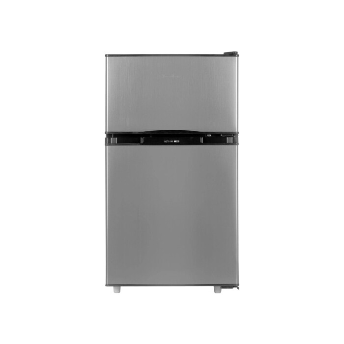 Холодильник Tesler RCT-100 GRAPHITE