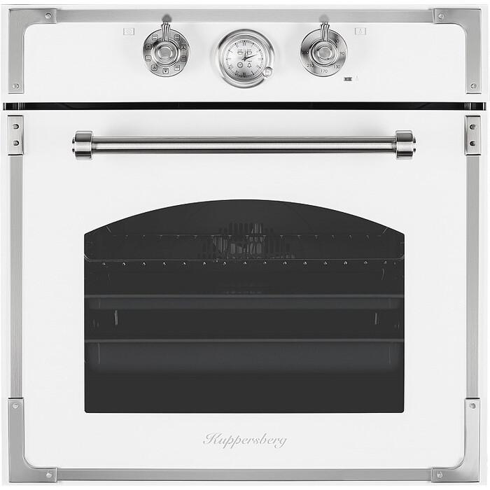 Электрический духовой шкаф Kuppersberg RC 699 W Silver