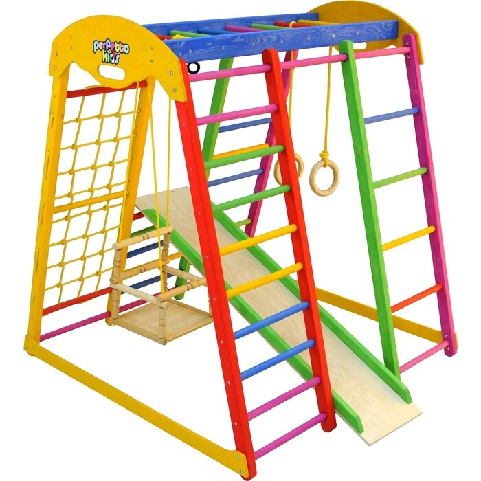 Детский спортивный комплекс PERFETTO SPORT Pappagallo цвет Allegro PS-231