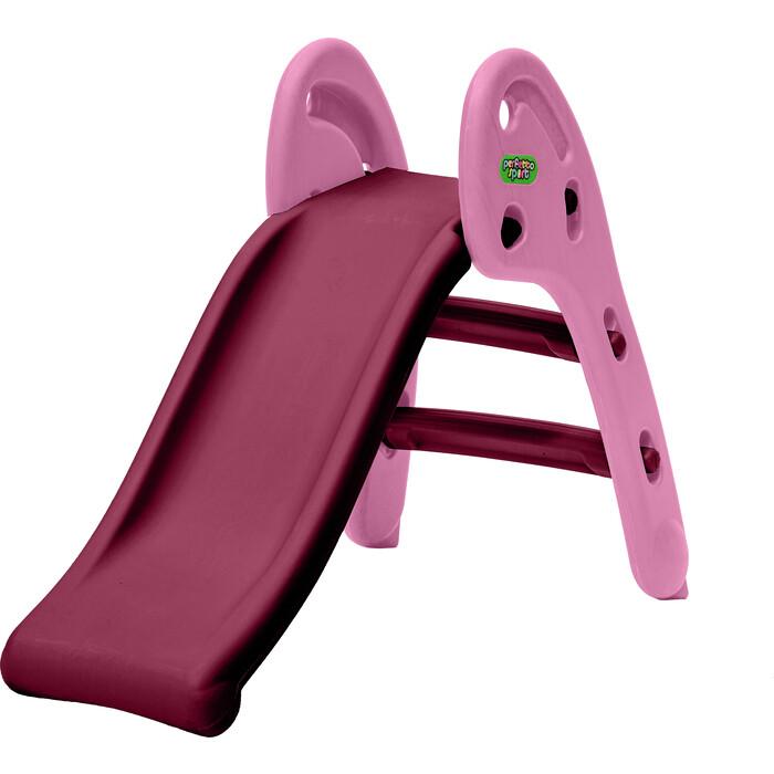 Горка детская PERFETTO SPORT Малыш PS-025 розовый