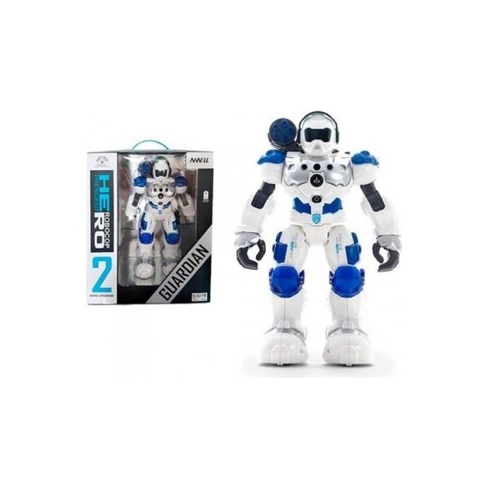 Робот на радиоуправлении Create Toys полицейский - R8088
