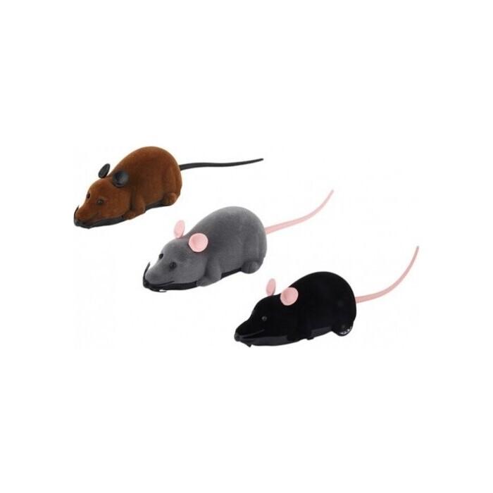 Радиоуправляемая мышка CS Toys 1811 (14 см)