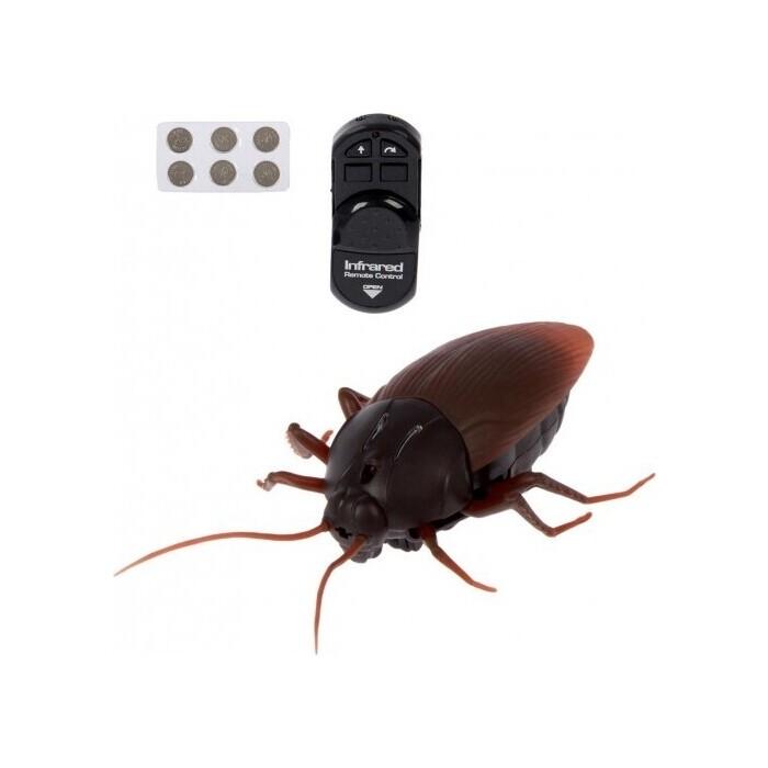 Leyu Радиоуправляемый робот таракан - ZF-9916