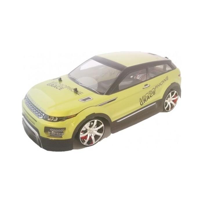 Радиоуправляемый автомобиль NQD для дрифта 4WD 1/10 - 757-4WD01-Green