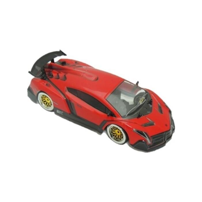 Радиоуправляемый автомобиль NQD для дрифта 4WD 1/14 - 757-4WD03-Red