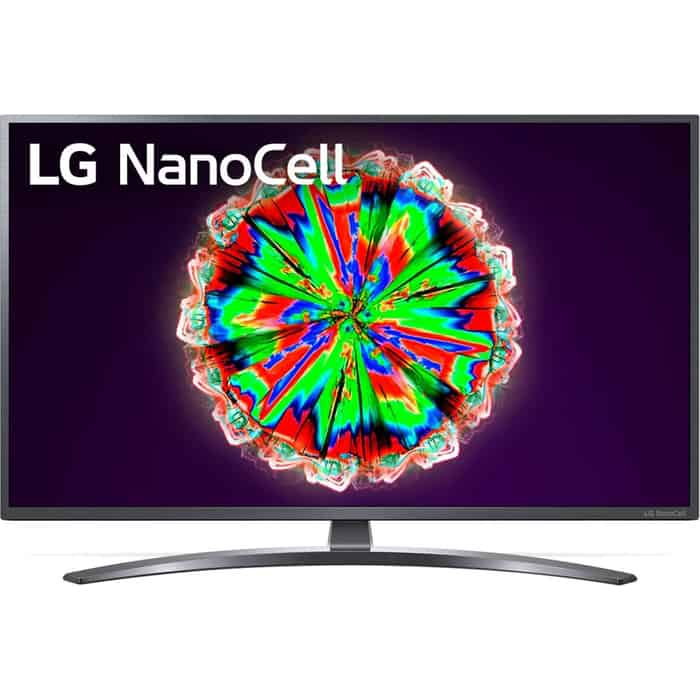 Фото - LED Телевизор LG 43NANO796NF NanoCell жк телевизор lg 60 60uj634v 60uj634v