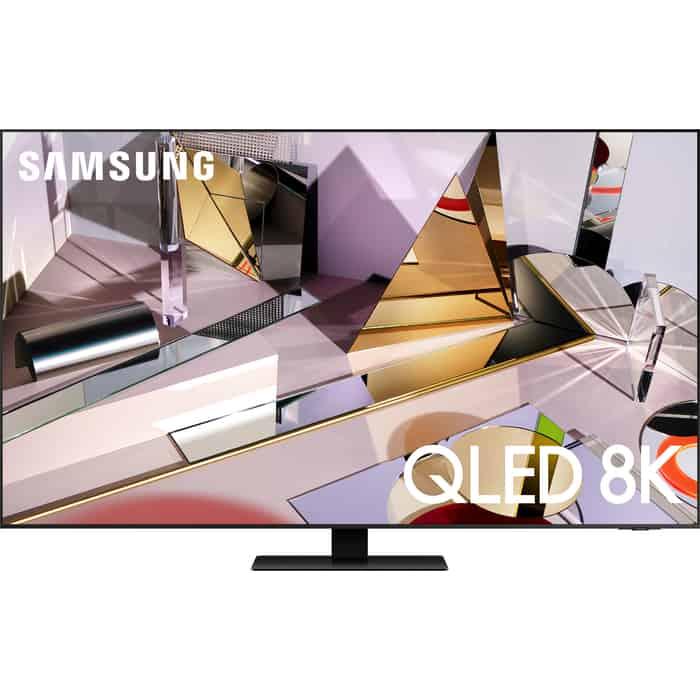 Фото - QLED Телевизор Samsung QE65Q700TAU qled телевизор samsung qe50q80tauxru