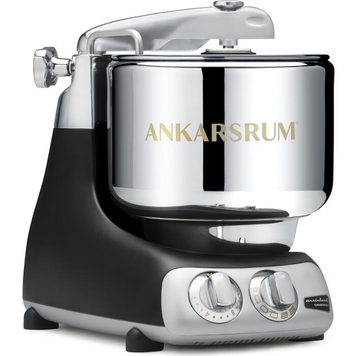 Кухонный комбайн-тестомес Ankarsrum Assistent Original Black AKM 6230 B