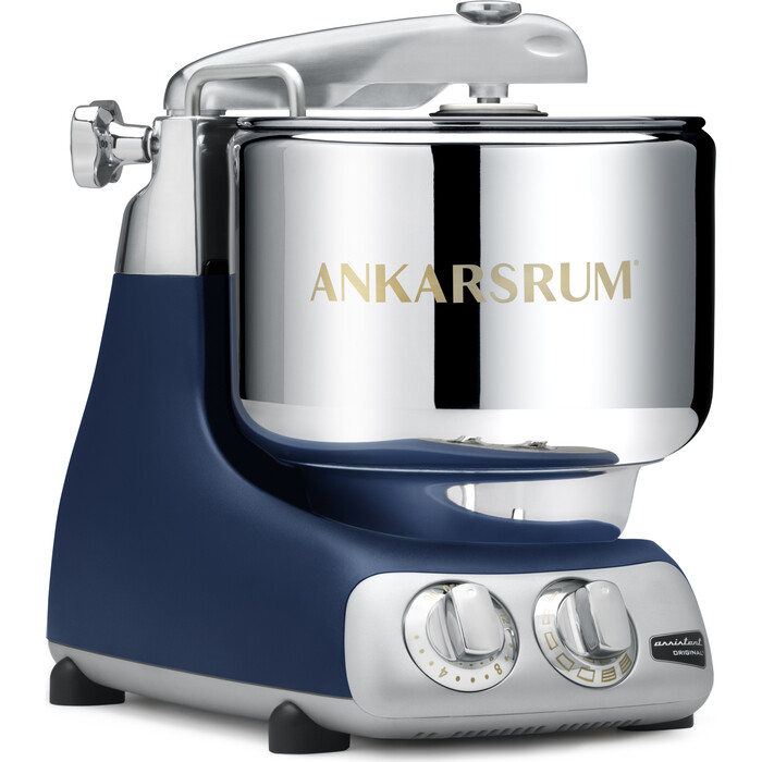 Кухонный комбайн-тестомес Ankarsrum Assistent Original Royal Blue AKM 6230 RB