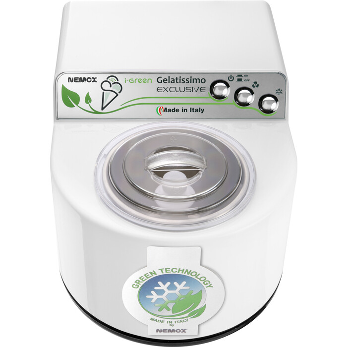 Мороженица Nemox I-Green GELATISSIMO Exclusive white