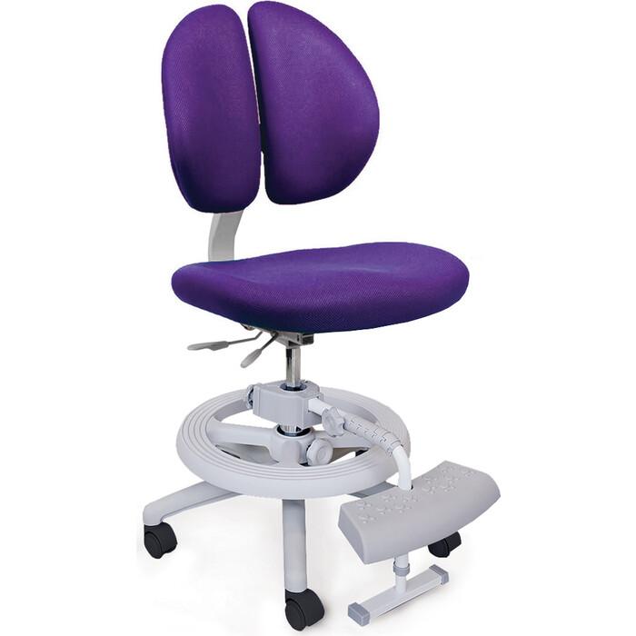 Кресло Mealux Duo-Kid Plus (Y-616) KS обивка сиреневая однотонная