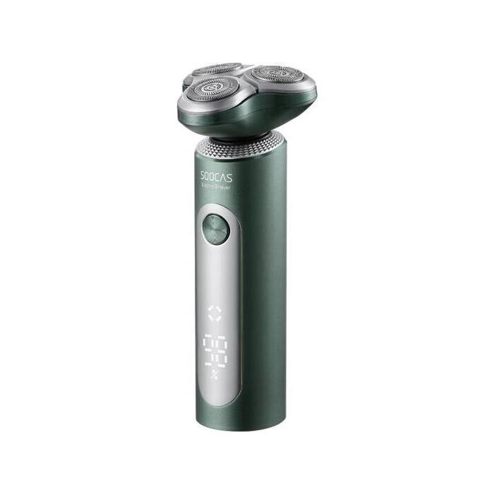 Электрическая портативная бритва Soocas S5 (зеленый)
