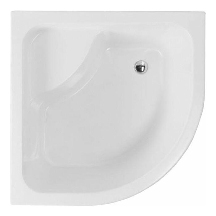 Душевой поддон Aquanet 90х90 высокий, белый (225376)