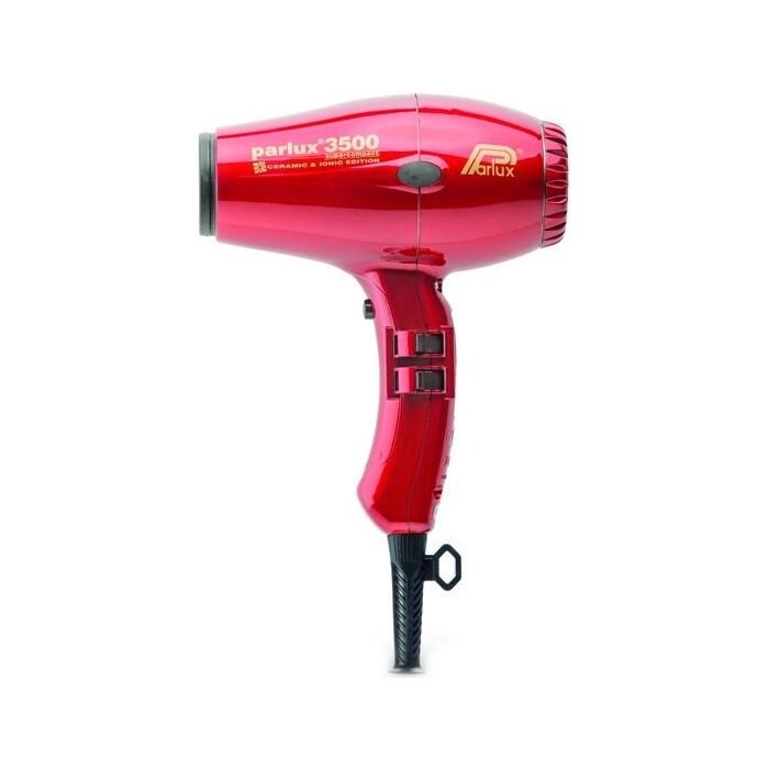 Фен Parlux 3500 SuperCompact Красный
