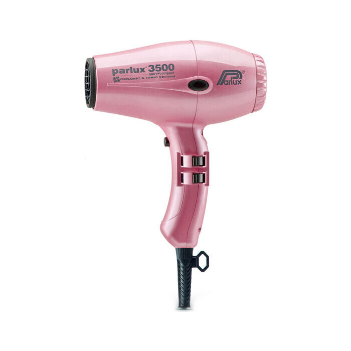 Фен Parlux 3500 SuperCompact Розовый
