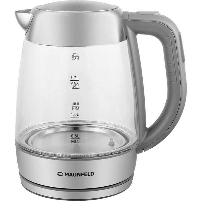 Фото - Чайник MAUNFELD MFK-611G чайник электрический maunfeld mfk 622ch