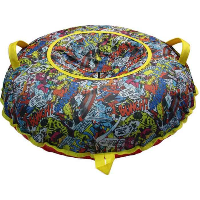 Тюбинг RT Oxford Принт Комиксы автокамера, диаметр 110 см