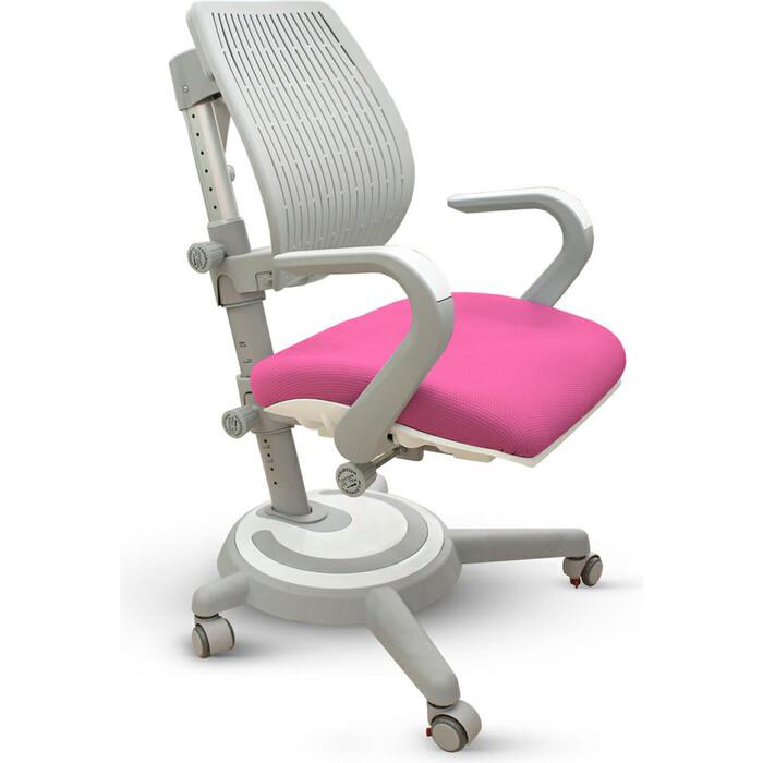 Кресло Mealux Ergoback KP Y-1020 обивка розовая однотонная